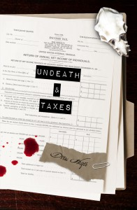 Undeath And Taxes Cover