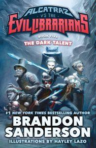 The Dark Talent cover