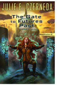 The Gate to Futures Past cover for release